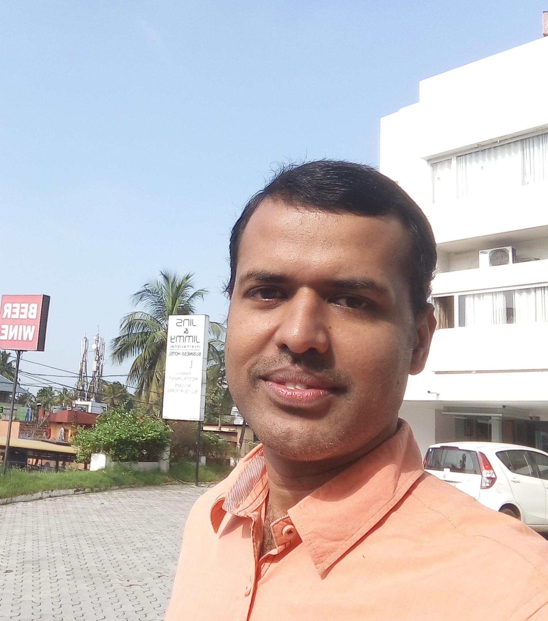Nithin V Bhaskar